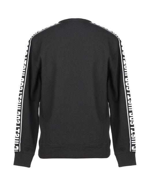 Sweat-shirt Just Cavalli pour homme en coloris Black