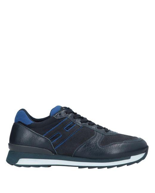 Hogan Rebel Blue Low-tops & Sneakers for men