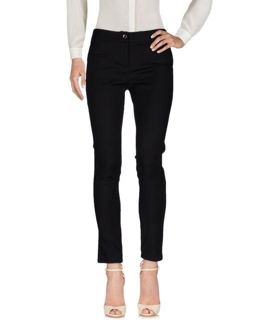 Marciano Black Casual Trouser