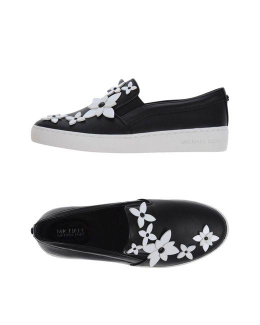 MICHAEL Michael Kors Black Low-tops & Sneakers