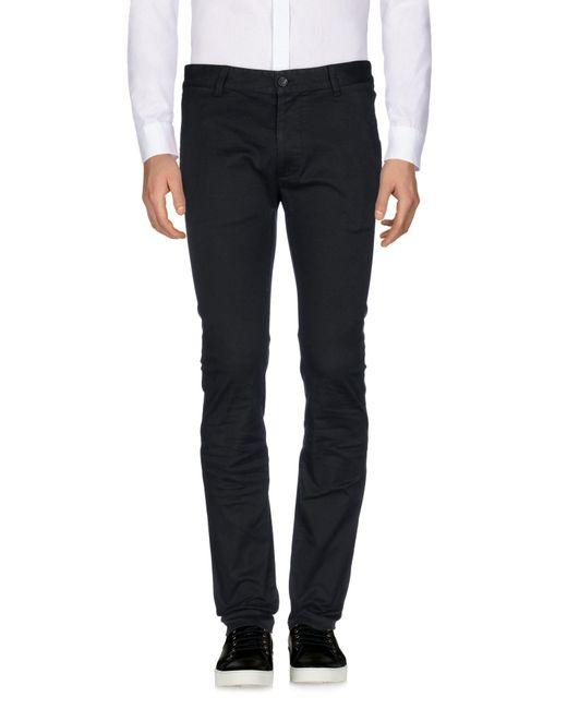 DSquared² Black Casual Trouser for men
