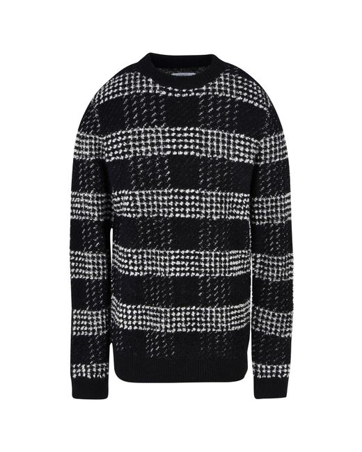 Samsøe & Samsøe Black Sweater for men