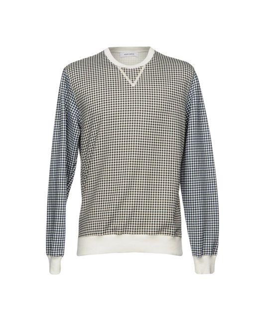 Mauro Grifoni - Black Sweatshirt for Men - Lyst