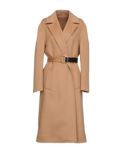 CALVIN KLEIN 205W39NYC Natural Coat