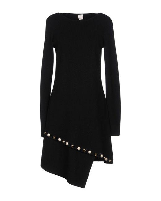 Pinko Black Kleid