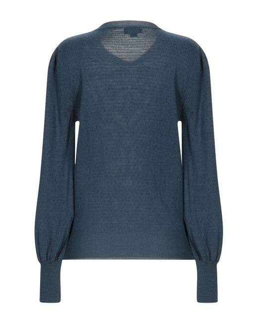Pullover Just Cavalli en coloris Blue
