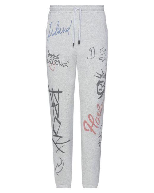 Pantalone di Buscemi in Gray da Uomo