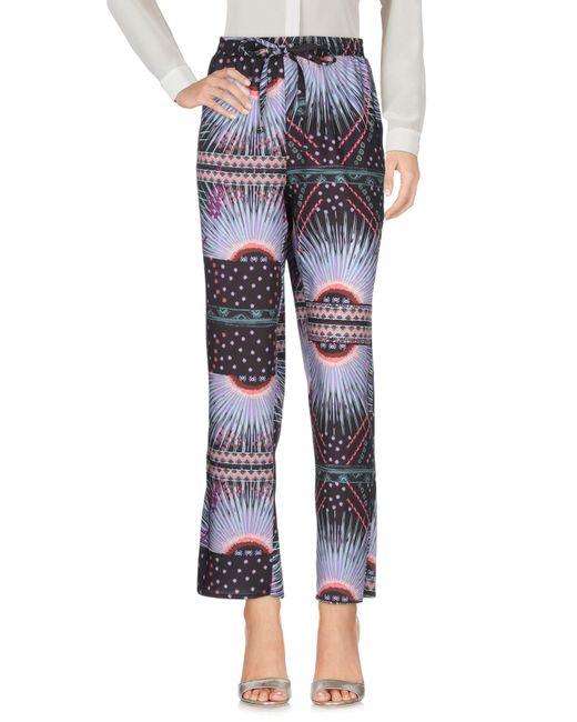 Pantalon Patrizia Pepe en coloris Black