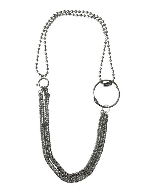 Gogo Philip | Metallic Necklace | Lyst