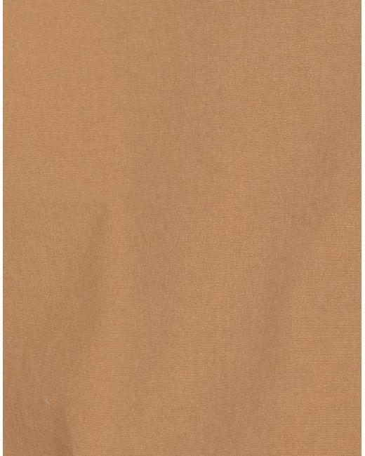 Pantalones Aglini de hombre de color Brown