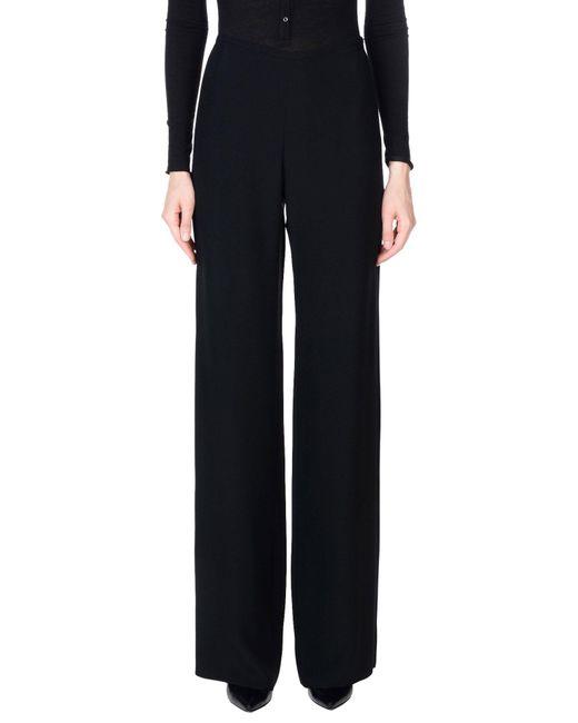 Pantalones Armani de color Black