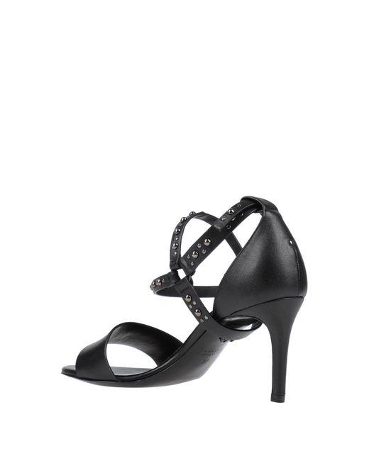 Dorothee Schumacher Black Sandale