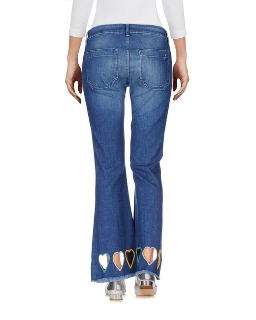 Seafarer Blue Denim Trousers