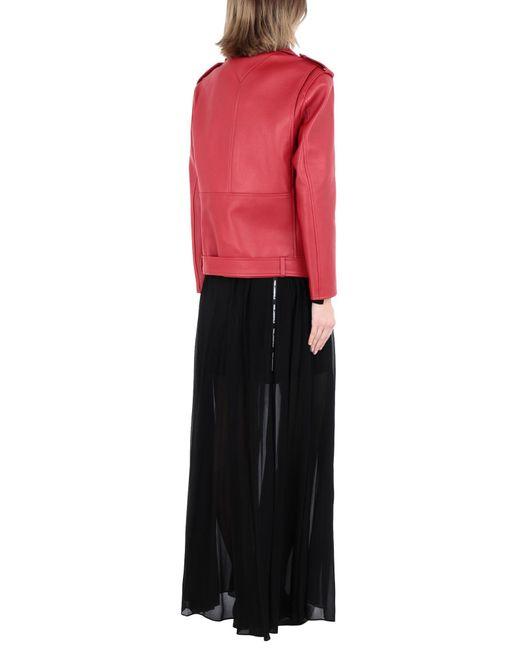 Blouson Karl Lagerfeld en coloris Red