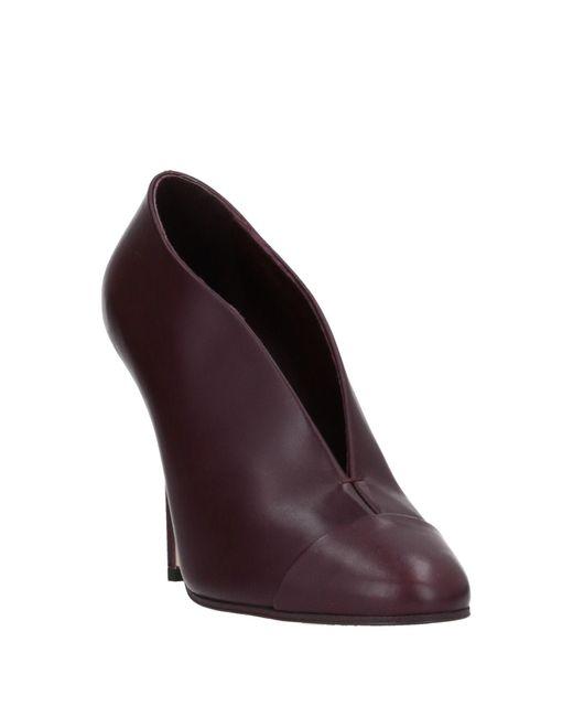 Zapatos de salón Victoria Beckham de color Purple
