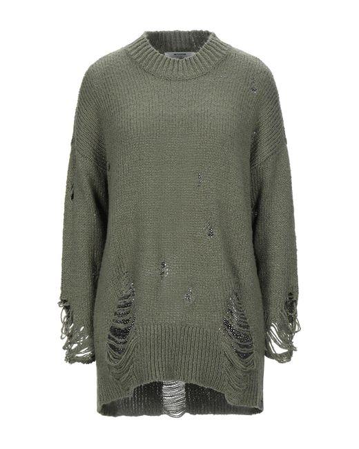One Teaspoon Green Kurzes Kleid