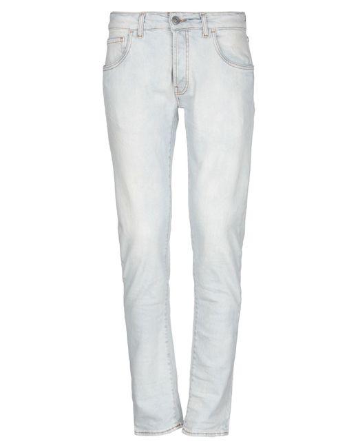 Low Brand Multicolor Denim Trousers for men