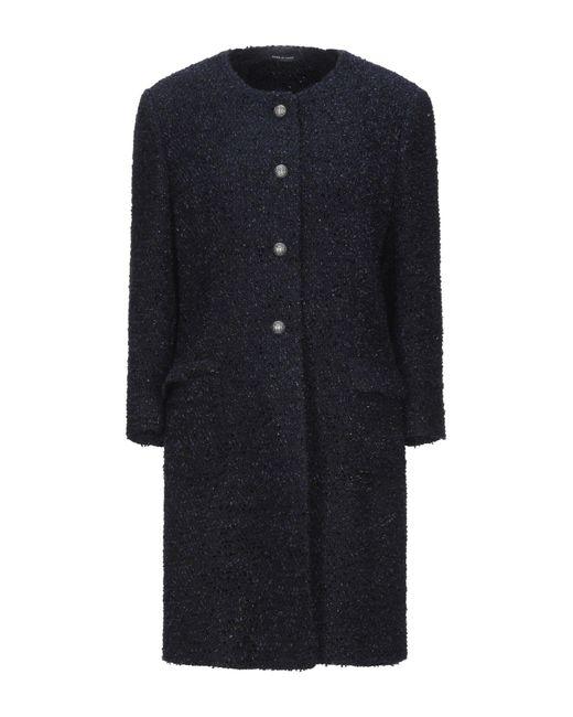 Tagliatore 0205 Multicolor Coat