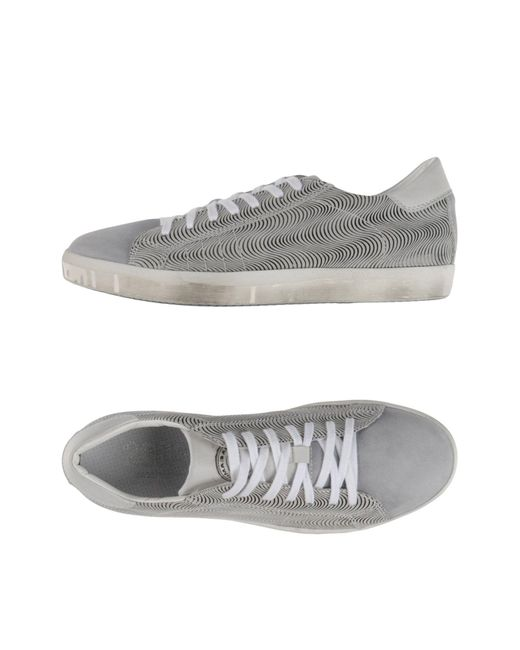 Primabase | Gray Low-tops & Sneakers for Men | Lyst