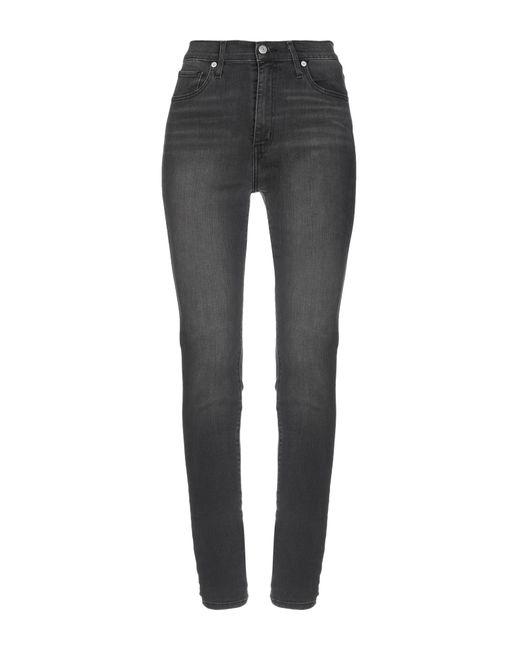 Pantalones vaqueros Levi's de color Black