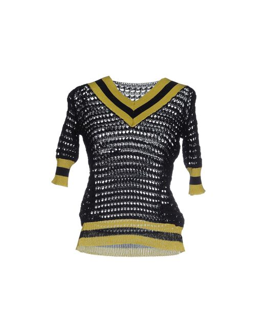 Roberto Collina - Blue Sweater - Lyst