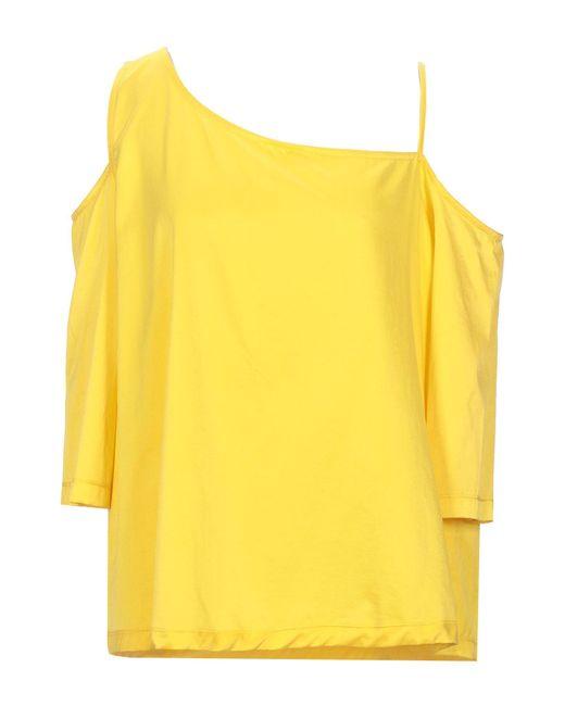 Jijil Yellow Bluse