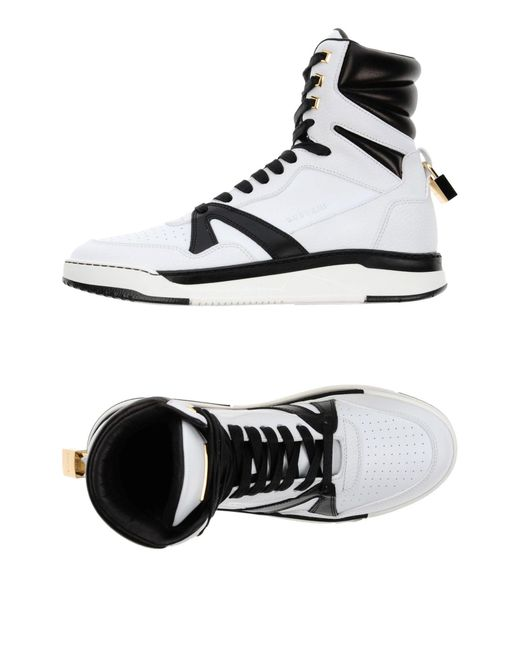 Buscemi - White High-tops & Sneakers for Men - Lyst