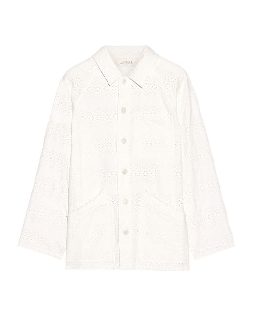 The Great - White Blazers - Lyst