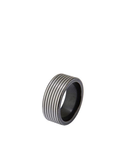 Emporio Armani - Multicolor Ring for Men - Lyst