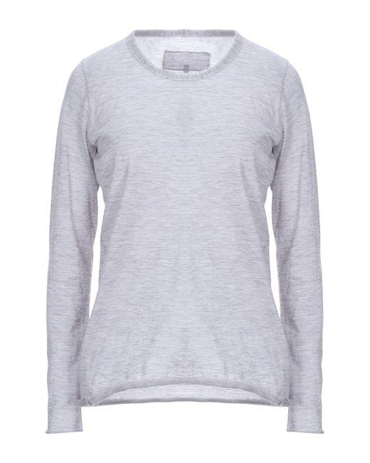 Private 0204 Camiseta de mujer de color gris A9sbi