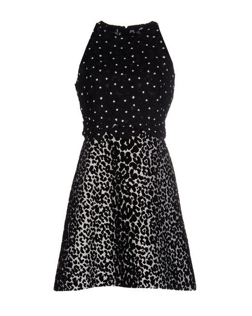 Giambattista Valli - Black Short Dresses - Lyst