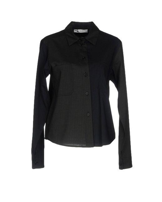 Barena Gray Shirt