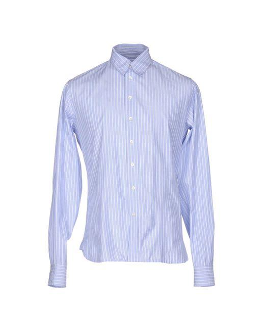East Harbour Surplus - Blue Shirts for Men - Lyst