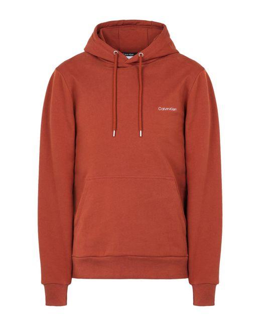 Calvin Klein Sweatshirt in Brown für Herren