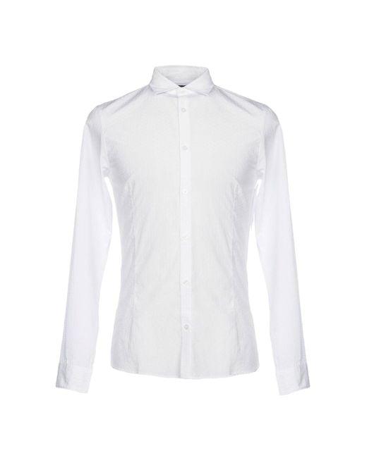 Armani Jeans - White Shirt for Men - Lyst