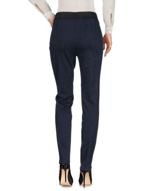 Pantalon Les Copains en coloris Blue