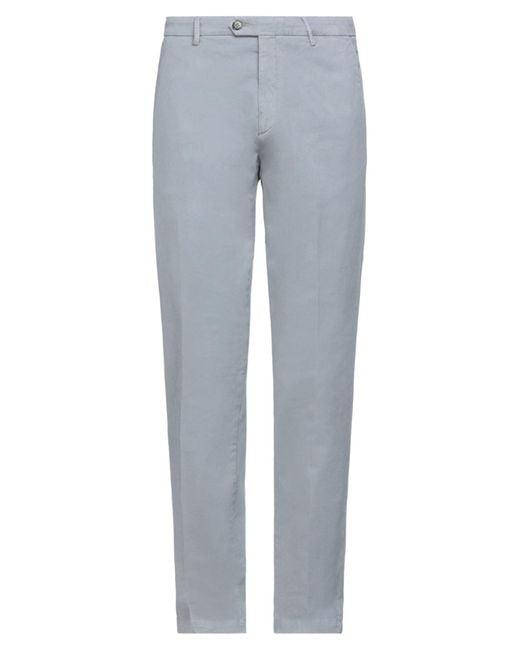 Michael Coal Gray Casual Pants for men