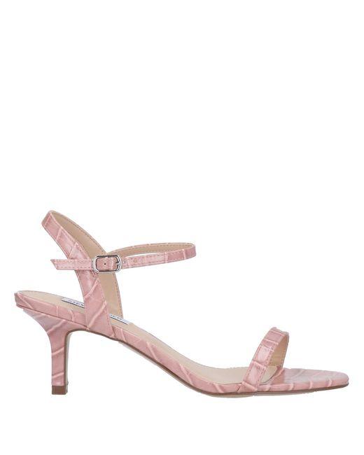 Steve Madden Pink Sandale