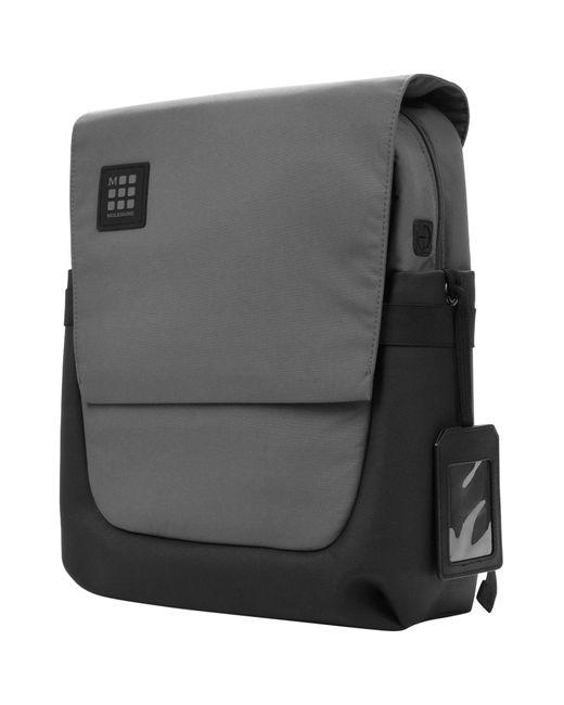 Moleskine Gray Backpacks & Bum Bags