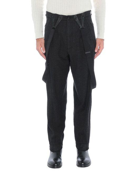 Pantalon Giorgio Armani pour homme en coloris Gray