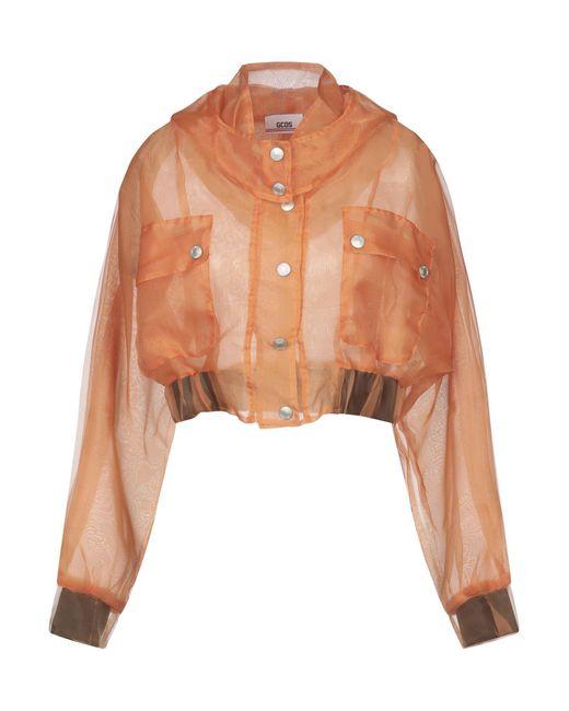 Blouson Gcds en coloris Orange