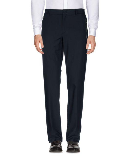 Versace - Black Casual Trouser for Men - Lyst