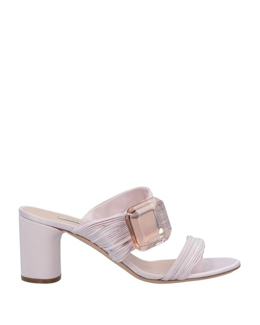 Casadei Pink Sandale