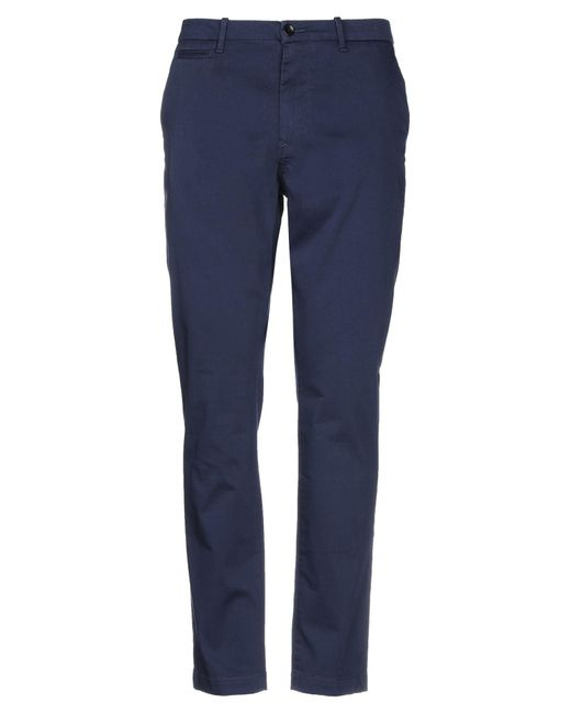 Pantalone di Guess in Blue da Uomo