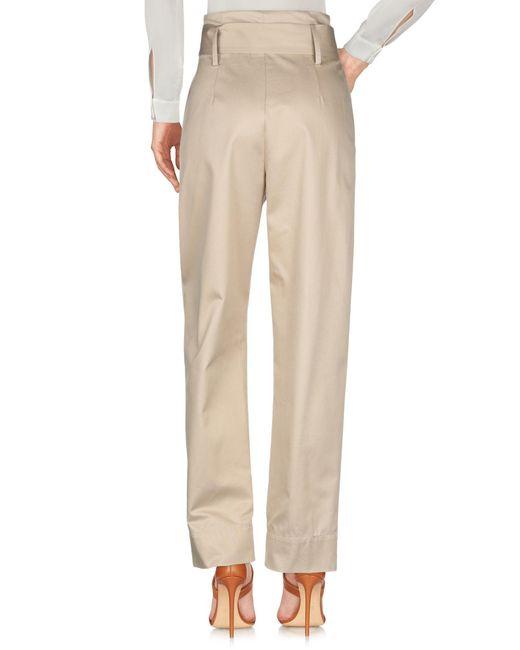 Pantalone di John Richmond in Natural