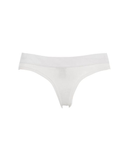 Slip DSquared² en coloris White