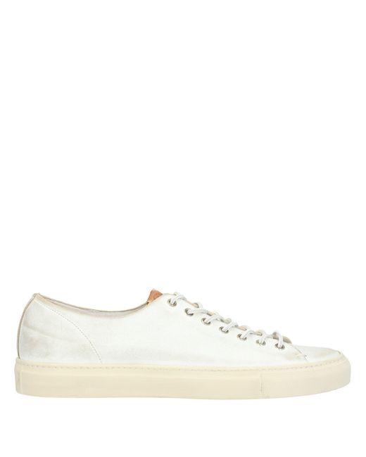 Buttero Low Sneakers & Tennisschuhe in White für Herren