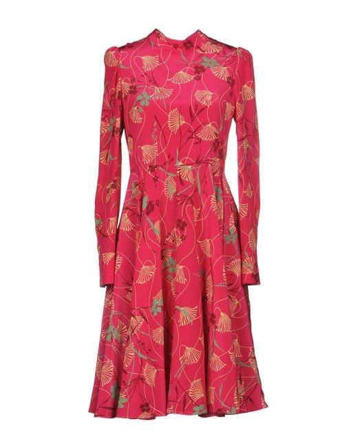 Valentino Multicolor Knee-length Dress