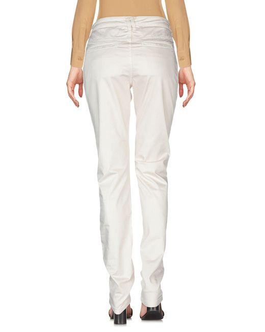 Pantalones Drykorn de color White