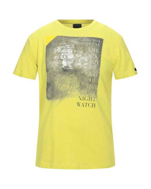 Rrd T-shirts in Yellow für Herren
